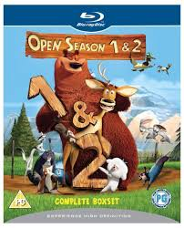 open season 1 2 blu ray zavvi