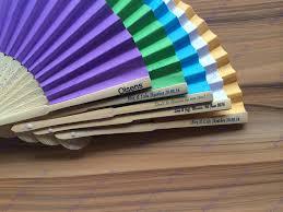 custom hand fans no minimum custom paper fans hand fans church fan folding fan personalised