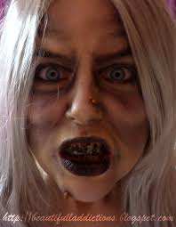 Halloween Makeup For Witches Beautiful Addictions Old Hag Witch For Halloween
