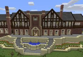 Floor Plans Minecraft Huge Modern Mansion Grabcraft Your Number One Source For
