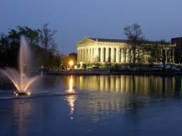 the parthenon in nashville tennessee built in 1897 flickr