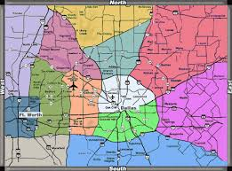 map of dallas fort worth dallas fort worth metro map map travel vacations