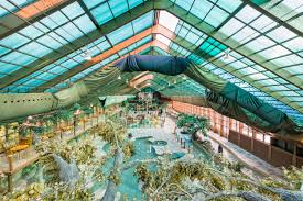 indoor water park at westgate smoky mountain resort and spa