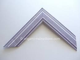 How Do You Make A Paper Boomerang - origami boomerang folding