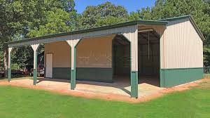 Shed Style Roof by 30x31x10 Vertical Style Roof Garage