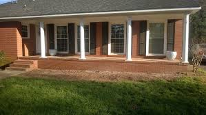 front landscaping with retaining wall charlotte dreamscapes