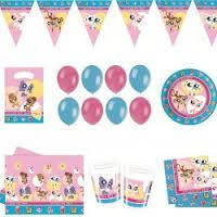littlest pet shop printable party bingo game set 1 by edparty