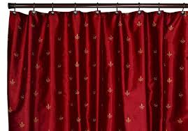 Fleur De Lis Curtain Rods Fleur De Lis Curtains Furniture Ideas Deltaangelgroup