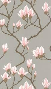 Magnolia Wallpaper Lovebirds Wallpaper Magnolia Kozielfr Magnolia Wallpaper Peeinn Com