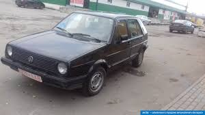 volkswagen golf 1986 volkswagen golf 2 1986 бензин механика купить в беларуси цена