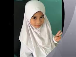 Soft Awning Tudung Sekolah Soft Awning By Seenice Kids Youtube