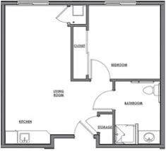 Historic Shed Tiny Cottage Floor Plan 320 Sq Ft 16 U0027 X 20 U0027 Love