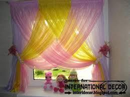 Stylish Modern Curtain Designs  Curtain Ideas Colors Colorful - Kids room curtain ideas