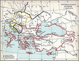 Map Of Southern Europe by