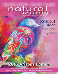 2015 arizona conscious living directory by natural awakenings