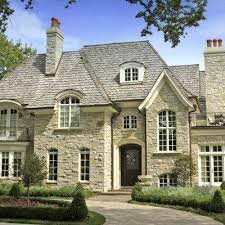 french style homes stone for homes exterior stunning stone manor style french country