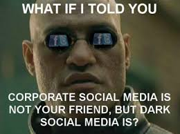 Ironically Liking Memes - top 10 reasons why corporate social media is not your friend