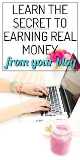 How To Earn Money From Learn How To Earn Money From Your Blog Through Affiliate Sales
