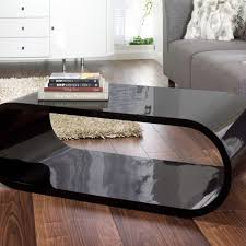 elegant black coffee table sets for living room