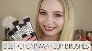 best affordable makeup brushes from amazon youtube