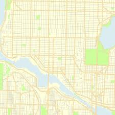 seattle map seattle department of transportation seattle parking map