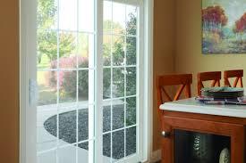 Patio Doors With Windows That Open Sliding Patio Doors Broadview Windows