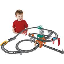 Thomas And Friends Bedroom Set by Thomas U0026 Friends Trackmaster 5 In 1 Track Builder Set Walmart Com
