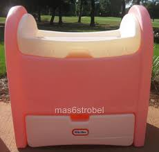Pink Changing Table by Little Tikes Pink Vanity Doll Changing Table High Chair Rocking