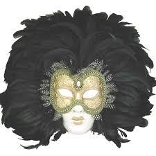 black venetian mask venetian mask in london for black royal feathered volto