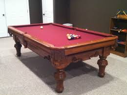 american heritage pool table reviews american heritage tacoma pool table spectacular on ideas with