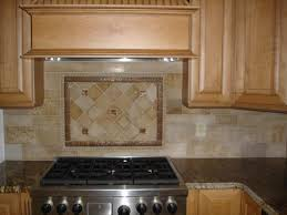 Kitchen Backsplash Stone Kitchen Countertops And Backsplashes Stone And Metal Accents For