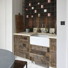 kitchen cabinets from pallet wood vintage pallet wood kitchen cabinets design ideas