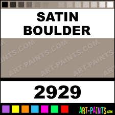 satin boulder outdoor spaces satin spray paints 2929 satin