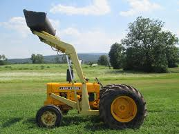 1958 john deere 440 industrial gm u0027jimmy diesel u0027 tractor loader
