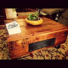 shipping crate coffee table best shipping crate products on wanelo