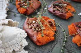 thanksgiving yams recipe last minute thanksgiving smashed maple sweet potatoes