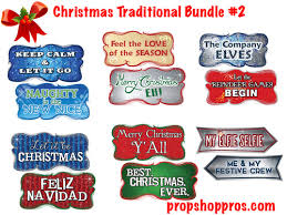 christmas signs christmas signs traditional part 2 photo booth props