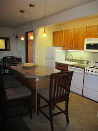 Kitchen With Bar Table - beautiful seventh mountain resort condominium vrbo