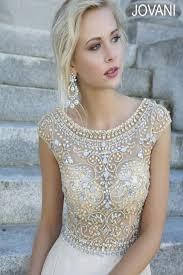 empire waist prom dress 88174