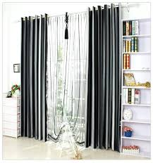 Black And White Drapery Fabric Black And White Window Curtains U2013 Teawing Co