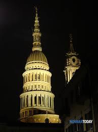 cupola novara la cupola della basilica di san gaudenzio