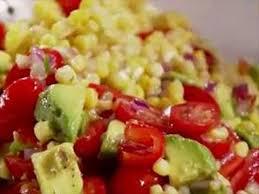 ina garten tomato corn and avocado salad recipe ina garten tomato salad and garten