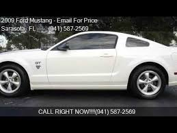 2009 Black Mustang Gt 2009 Ford Mustang Gt Mustang Panoramic Glass Roof Carfax Youtube
