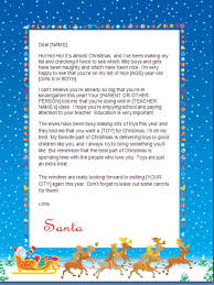 free printable santa letters at christmas letter tips com