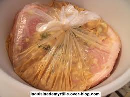 comment cuisiner rouelle de porc rouelle de porc au four marinade au lait facile le de