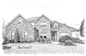 home design gifts drawings of houses pencil drawings gift of portraits paper