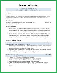 Resume Examples For Nursing Assistant by Nursing Resume Examples Best Resume Collection