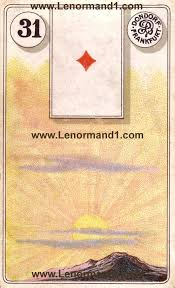 lenormand cards meaning the sun software for card reading