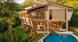 Treehouse Living This Costa Rican Home Makes Treehouse Living A Reality Sharp