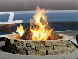 natural gas outdoor fire pit crafts home